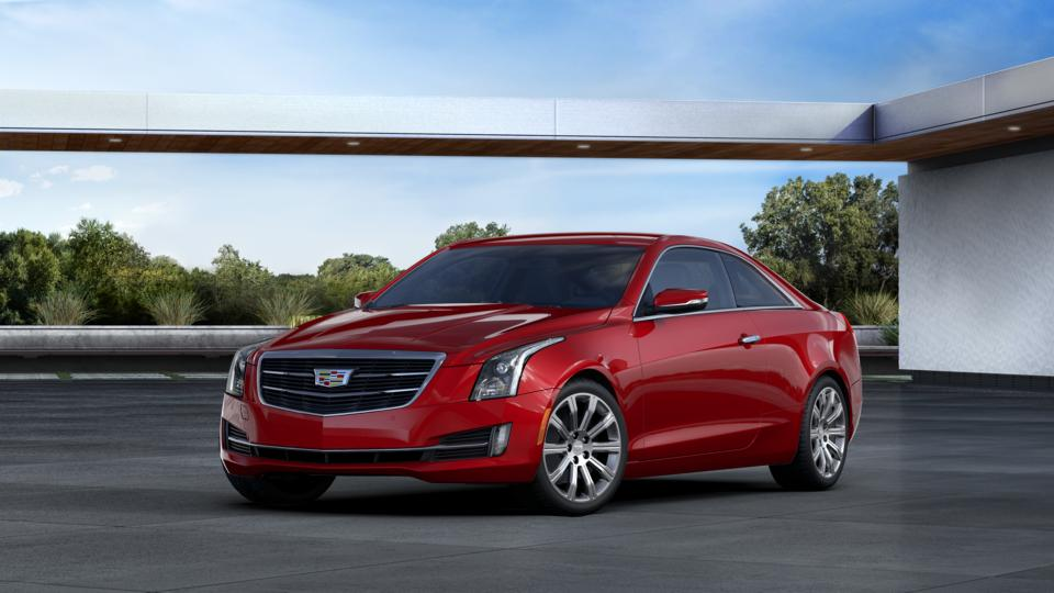 2016 Cadillac ATS Coupe Vehicle Photo in Manhattan, KS 66502