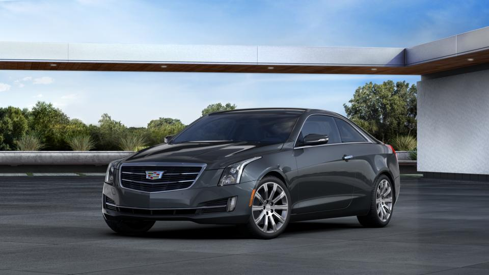2016 Cadillac ATS Coupe Vehicle Photo in Triadelphia, WV 26059