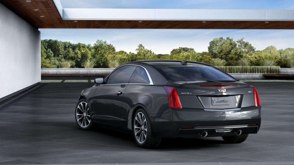 Used 2016 Cadillac Ats Coupe 3 6l V6 Awd Premium
