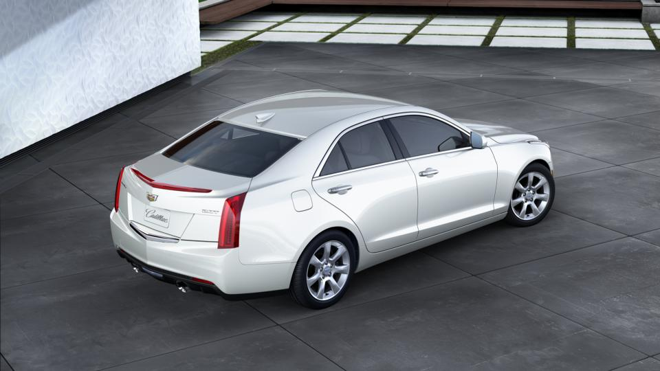 albany cadillac ats sedan 2016 crystal white tricoat used car for sale p11182. Black Bedroom Furniture Sets. Home Design Ideas