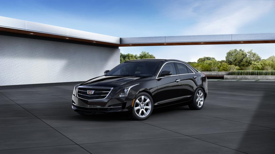 2016 Cadillac ATS Sedan Vehicle Photo in Greeley, CO 80634