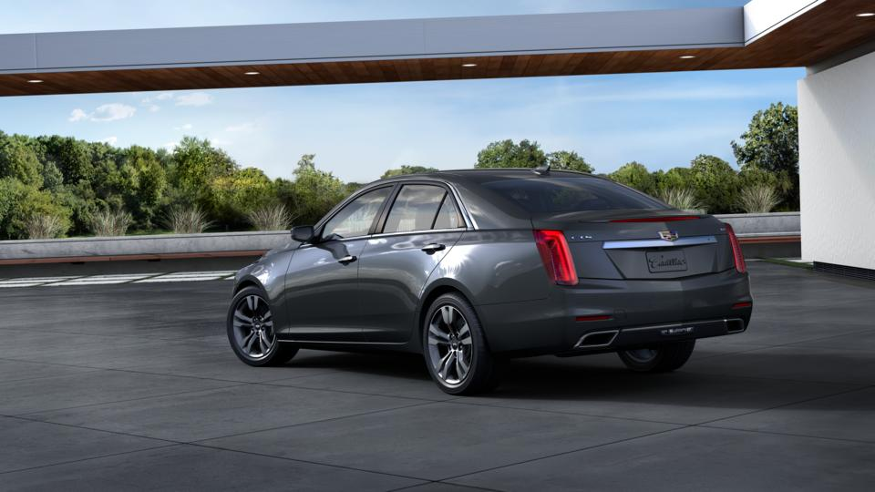 2016 Cadillac Cts Sedan For Sale In Greenville