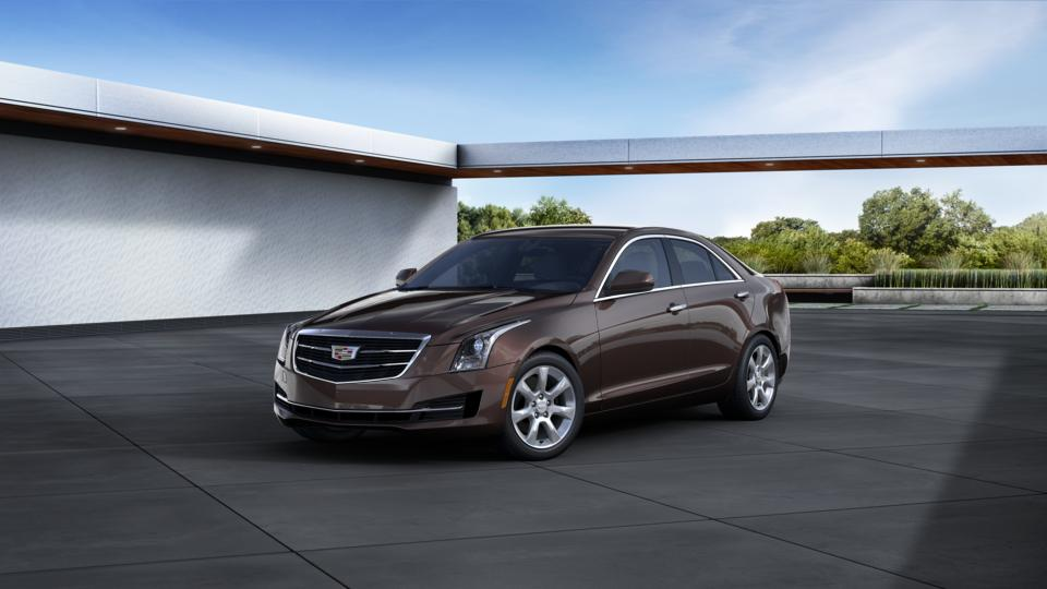 2016 Cadillac ATS Sedan Vehicle Photo in Raleigh, NC 27609