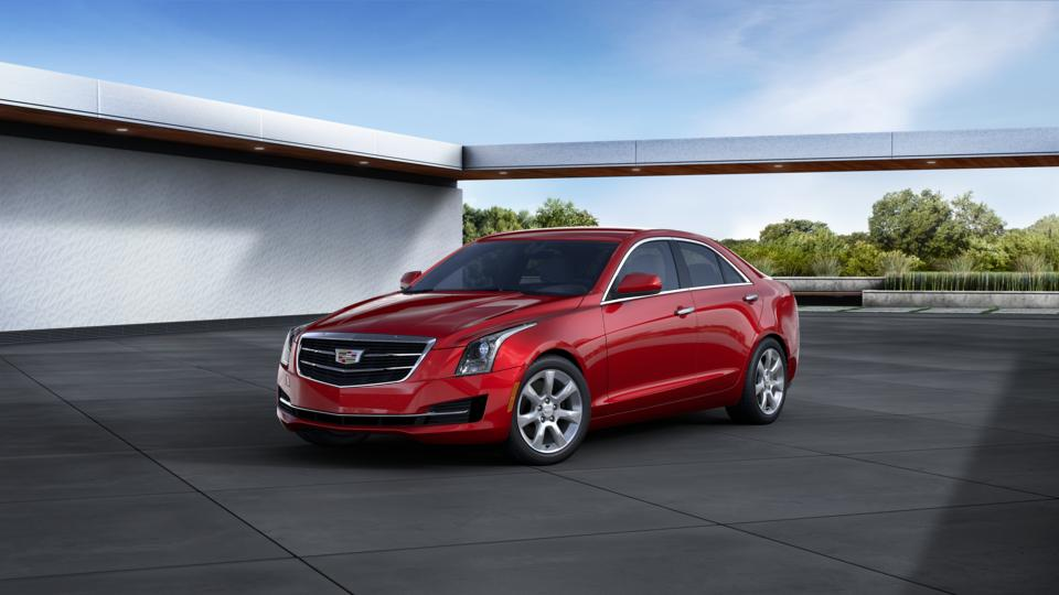 2016 Cadillac ATS Sedan Vehicle Photo in Joliet, IL 60435