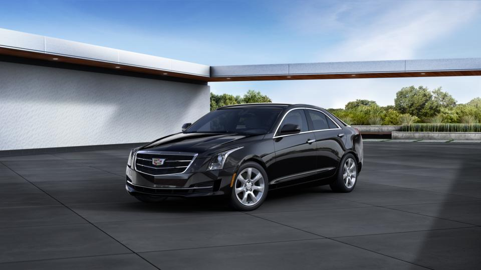 2016 Cadillac ATS Sedan Vehicle Photo in Medina, OH 44256