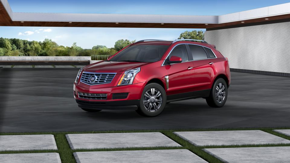 2016 Cadillac SRX Vehicle Photo in Green Bay, WI 54304