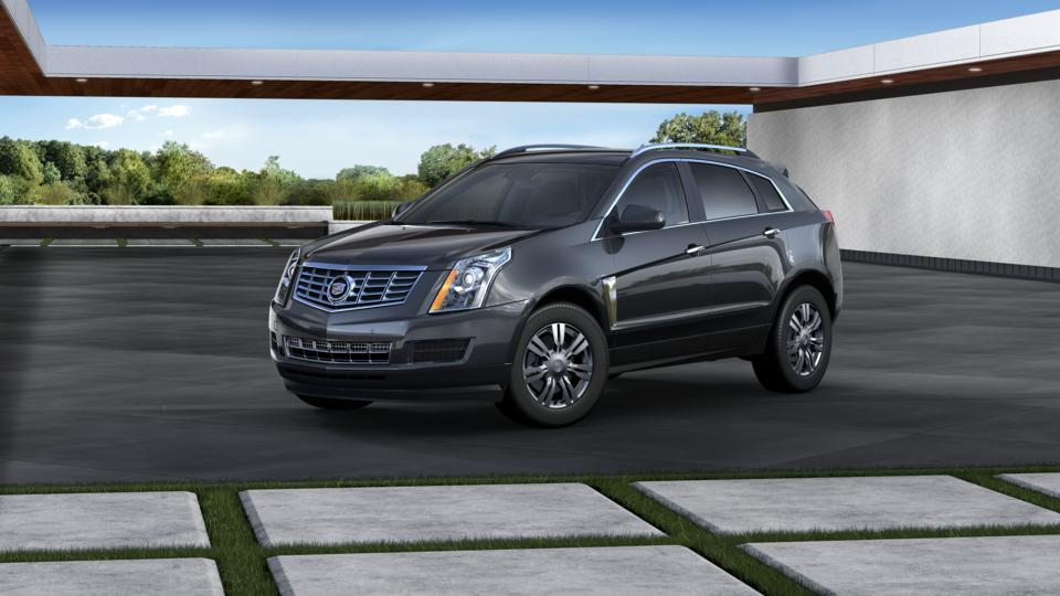 2016 Cadillac SRX Vehicle Photo in Warren, OH 44483