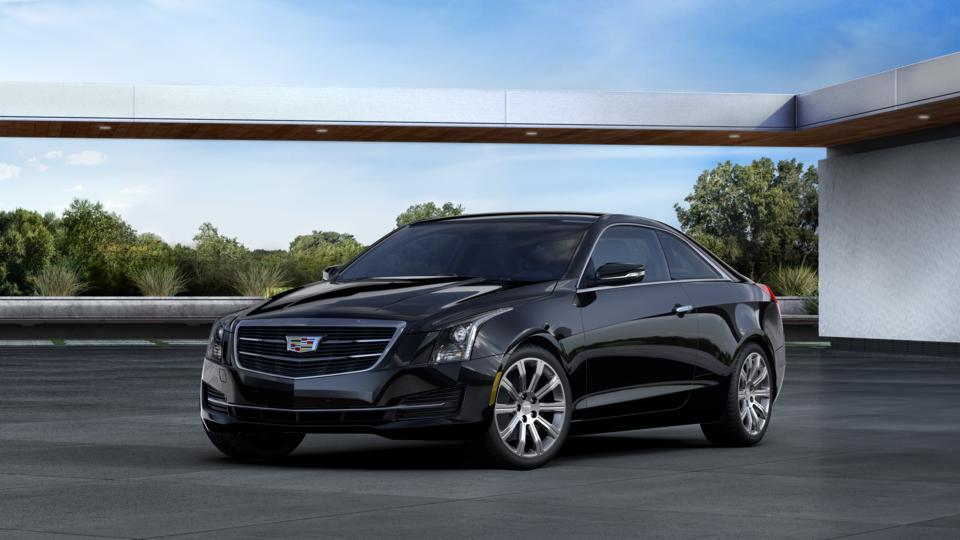 2016 Cadillac ATS Coupe Vehicle Photo in San Leandro, CA 94577