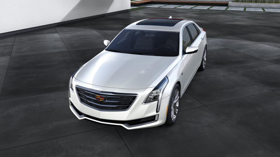fort smith crystal white tricoat 2016 cadillac ct6 used car for sale c3760. Black Bedroom Furniture Sets. Home Design Ideas