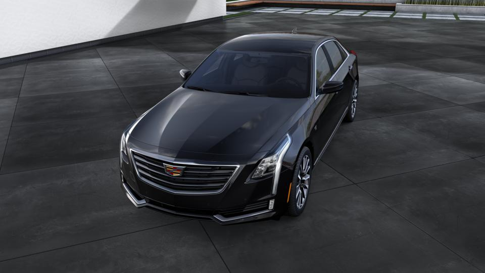 2016 Cadillac CT6 Sedan Vehicle Photo in Columbia, MO 65203-3903