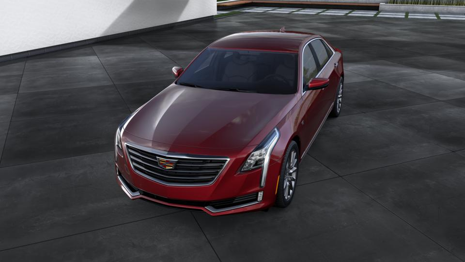 2016 Cadillac CT6 Sedan Vehicle Photo in Arlington, TX 76011