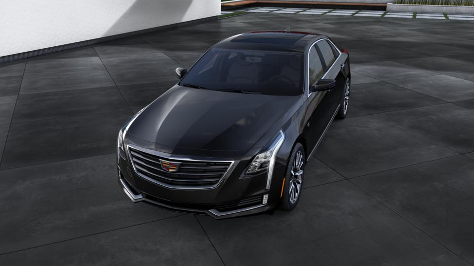 2016 Cadillac CT6 Sedan Vehicle Photo in Williamsville, NY 14221