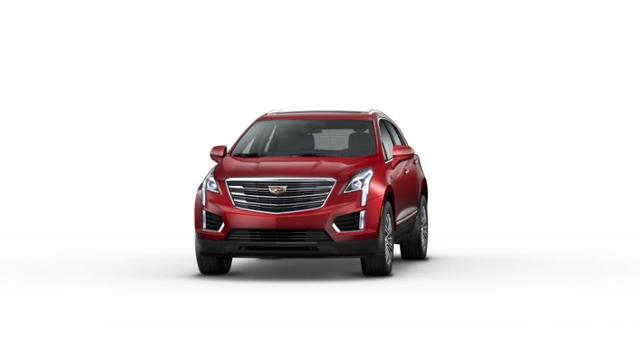 Du Quoin Red Passion Tintcoat 2017 Cadillac Xt5 Used Suv For Sale