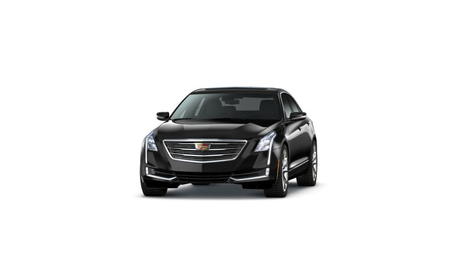 2017 Cadillac CT6 Sedan Vehicle Photo in Durham, NC 27713
