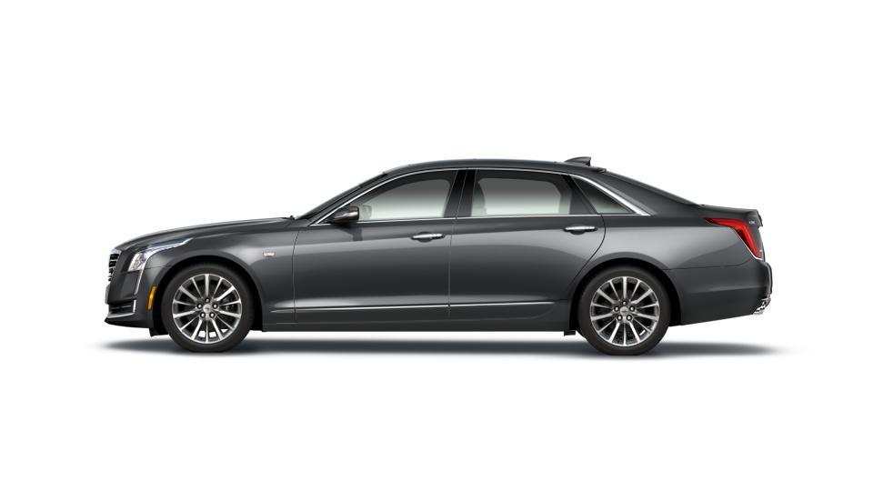 2017 Cadillac Ct6 3.6 L Premium Luxury >> Used Phantom Gray Metallic 2017 Cadillac CT6 Sedan 4dr Sdn 3.6L Premium Luxury AWD for Sale ...