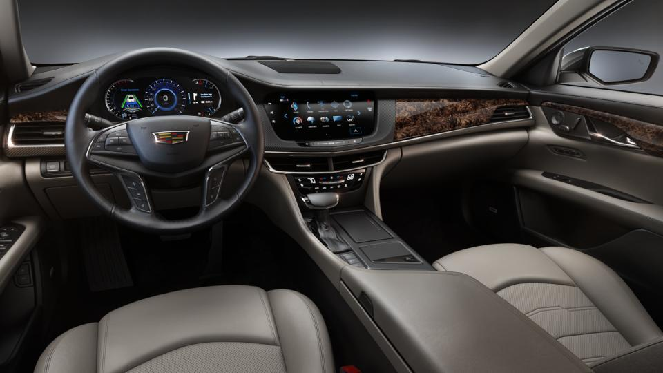 Used Phantom Gray Metallic 2017 Cadillac CT6 4dr Sdn 3.6L Premium Luxury AWD for Sale ...