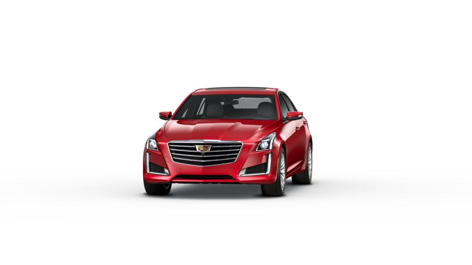2017 Cadillac CTS Sedan Vehicle Photo in Greeley, CO 80634