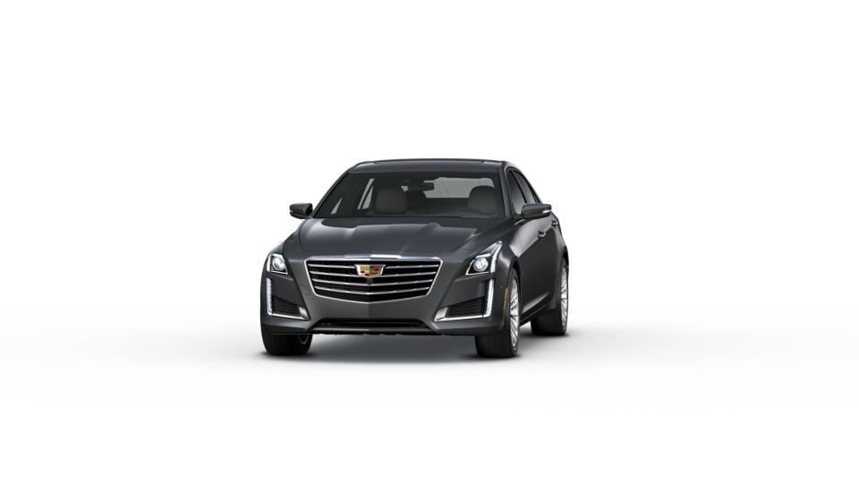 2017 Cadillac CTS Sedan Vehicle Photo in Lansing, MI 48911