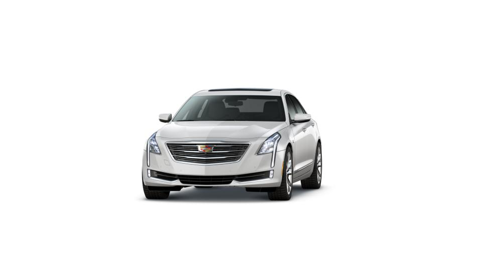 2017 Cadillac CT6 Vehicle Photo in Joliet, IL 60435