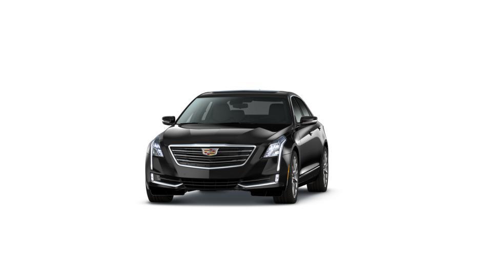 2017 Cadillac CT6 Sedan Vehicle Photo in Arlington, TX 76011