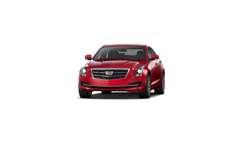 2017 Cadillac ATS Sedan Vehicle Photo in Zelienople, PA 16063