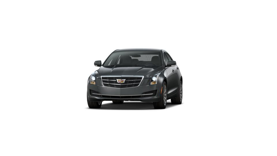 2017 Cadillac ATS Sedan Vehicle Photo in Greensboro, NC 27405