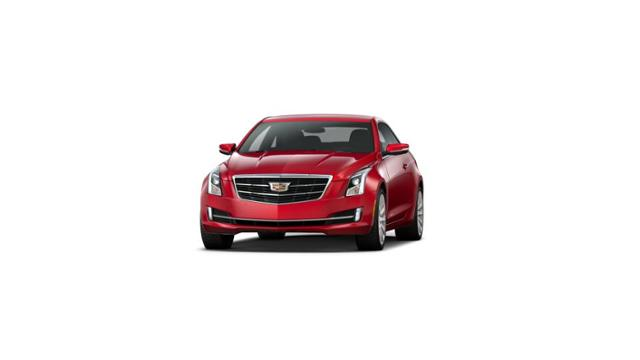 Used 2017 Cadillac Ats Coupe In Jacksonville Orange Park