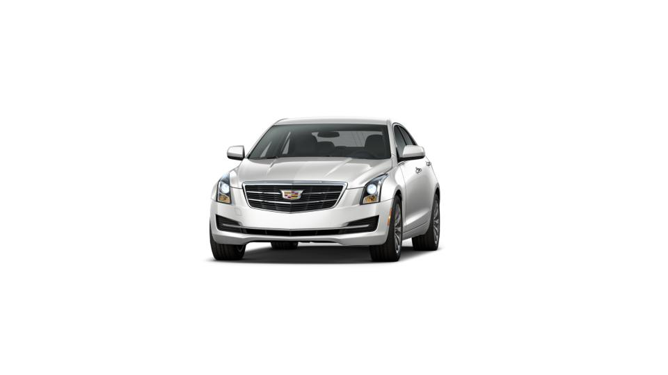 2017 Cadillac ATS Sedan Vehicle Photo in Warren, OH 44483