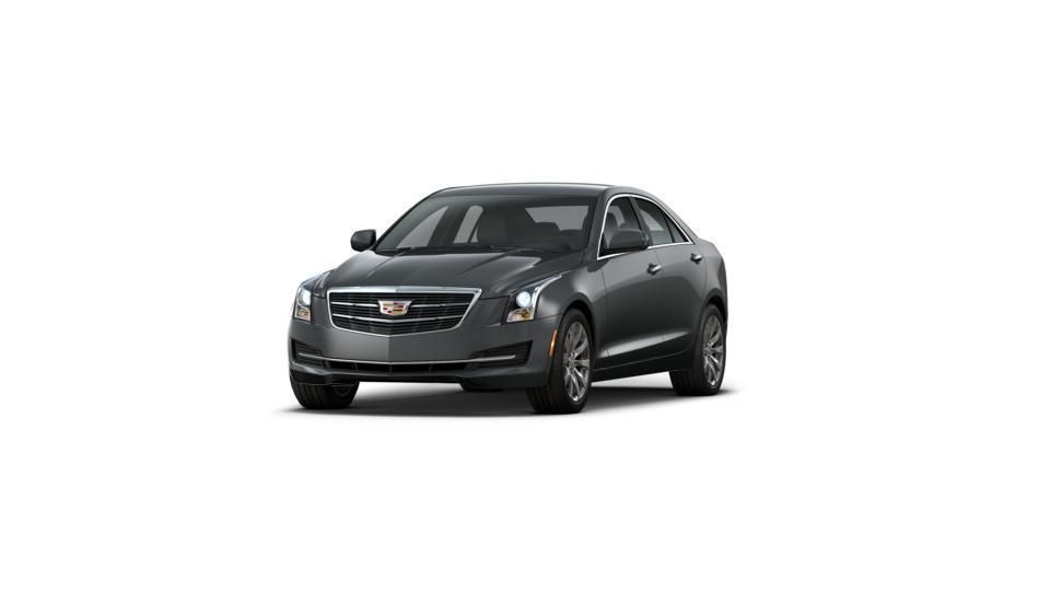 aurora phantom gray metallic 2017 cadillac ats sedan used car for sale l27092. Black Bedroom Furniture Sets. Home Design Ideas