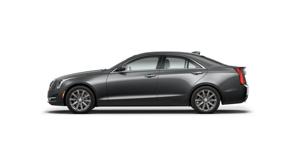 Used Phantom Gray 2017 Cadillac ATS Sedan for Sale in ...