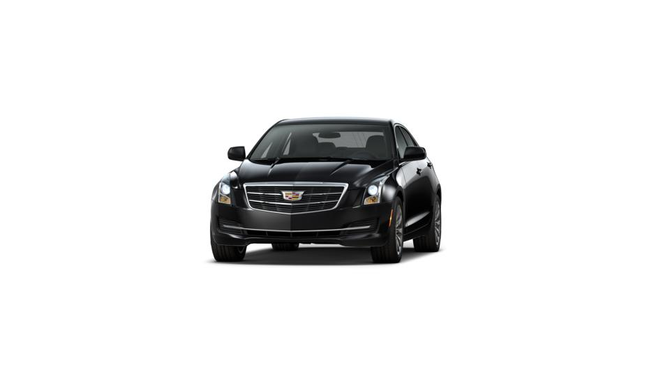 2017 Cadillac ATS Sedan Vehicle Photo in Northbrook, IL 60062