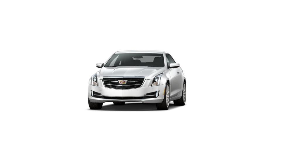 2017 Cadillac ATS Coupe Vehicle Photo in Reese, MI 48757