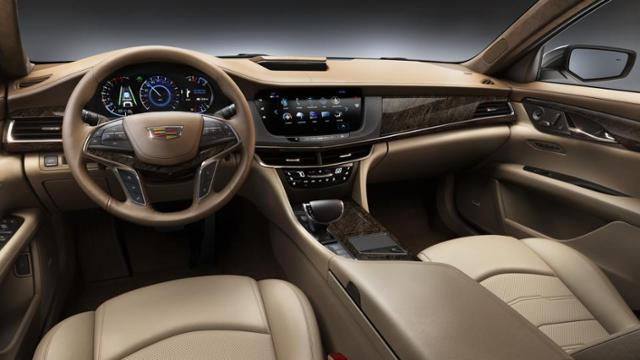 2018 cadillac ct6. contemporary 2018 interior photos inside 2018 cadillac ct6