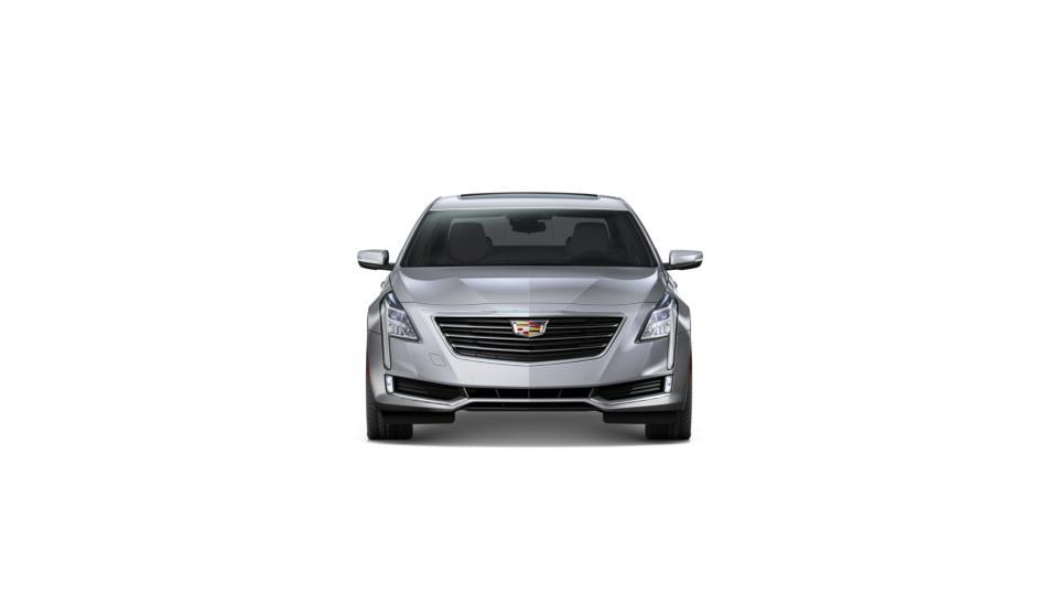 2018 Cadillac CT6 Sedan Vehicle Photo in Arlington, TX 76011