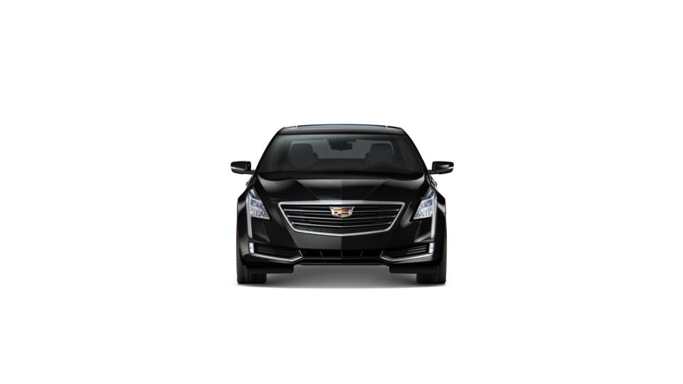 2018 Cadillac CT6 Sedan Vehicle Photo in Mission, TX 78572