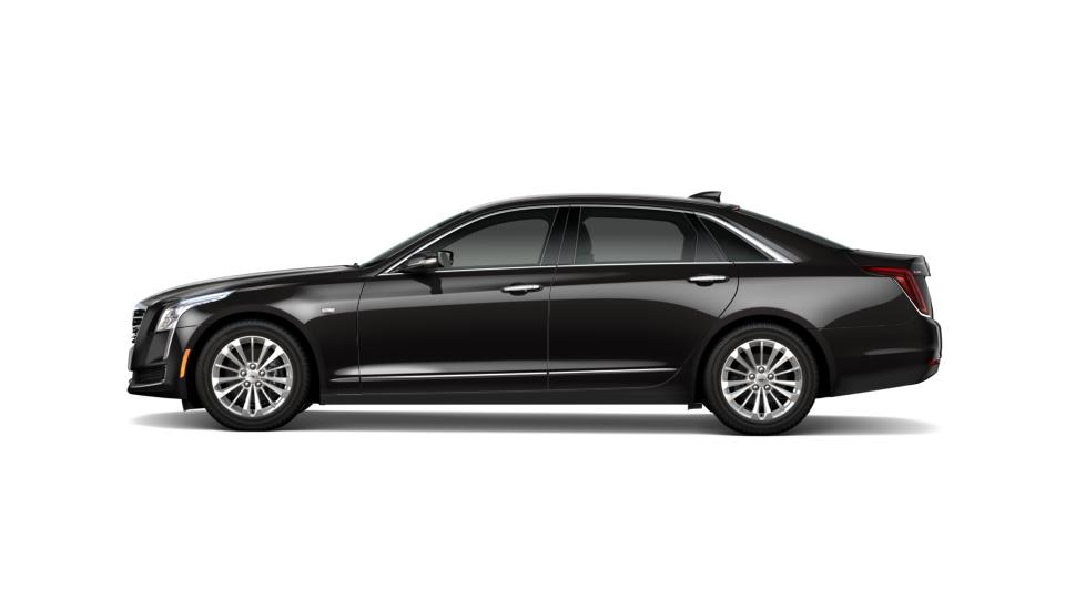 Stellar Black Metallic 2018 Cadillac CT6 Sedan: New Car ...