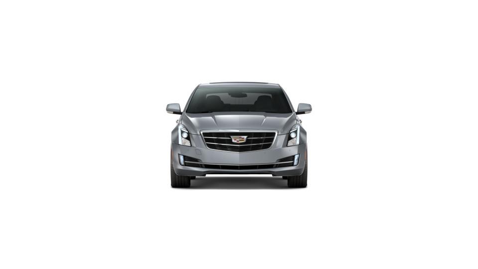 Satin Steel Metallic 2018 Cadillac Ats Sedan New Car For