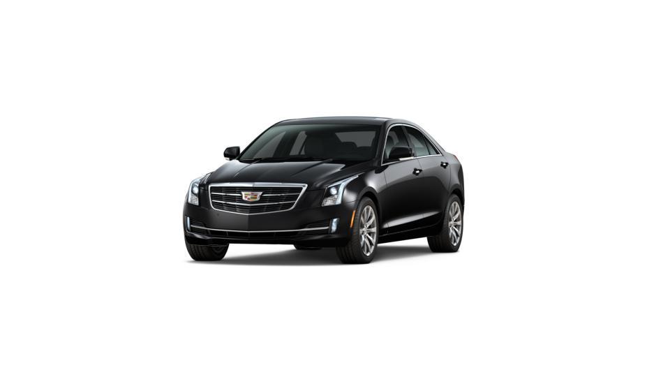 Bastrop Black Raven 2018 Cadillac ATS Sedan: Certified Car ...