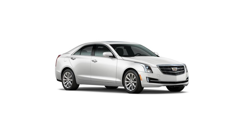 Ron Craft Baytown >> Baytown Crystal White Tricoat 2018 Cadillac ATS Sedan ...