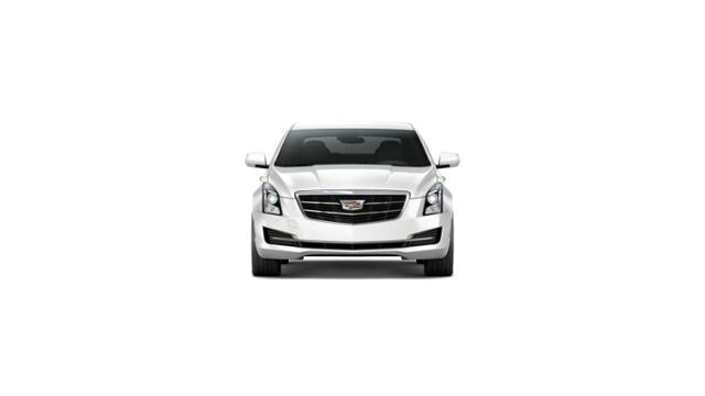 Warren Crystal White 2018 Cadillac Ats Sedan New Car For Sale 183191
