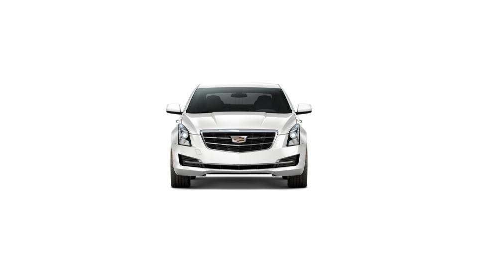 2018 Cadillac ATS Sedan Vehicle Photo in Honolulu, HI 96819