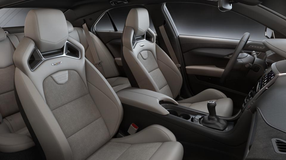 New 2018 Cadillac Ats V Sedan In Victoria Tx