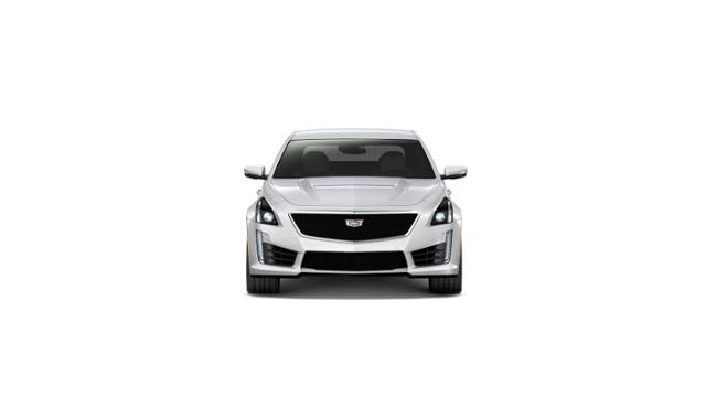 2018 Cadillac Cts V Sedan Rwd In Crystal White Tricoat For Sale In