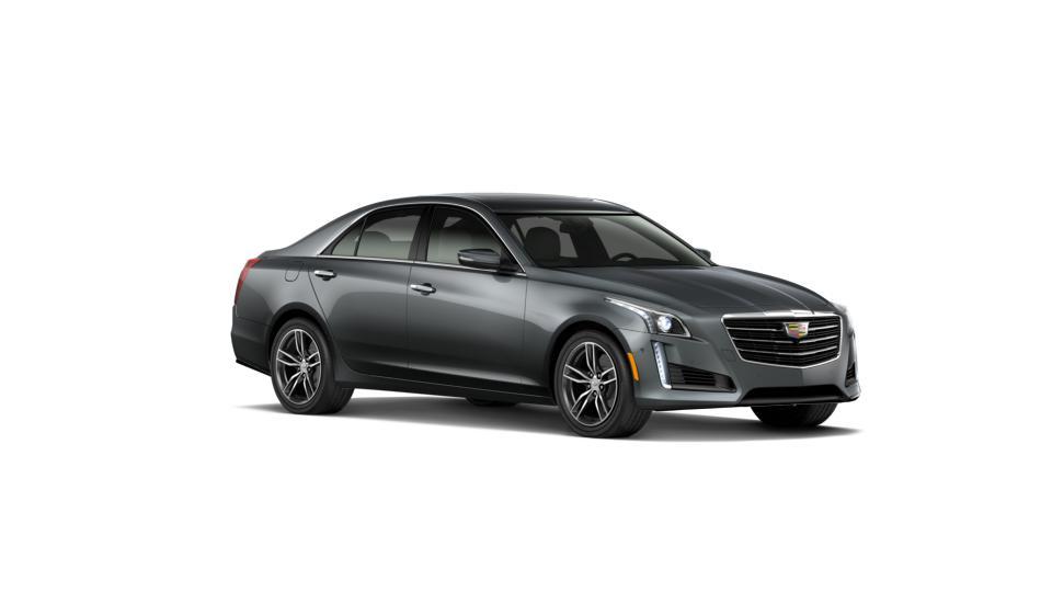 certified gray 2018 cadillac cts sedan 3 6l twin turbo v6. Black Bedroom Furniture Sets. Home Design Ideas