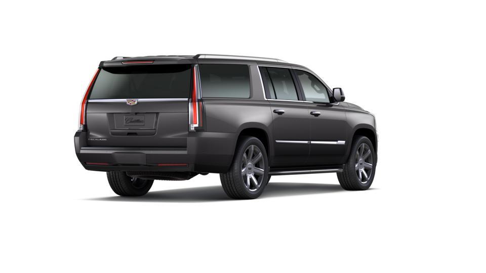 Smithtown Dark Granite Metallic 2018 Cadillac Escalade Esv