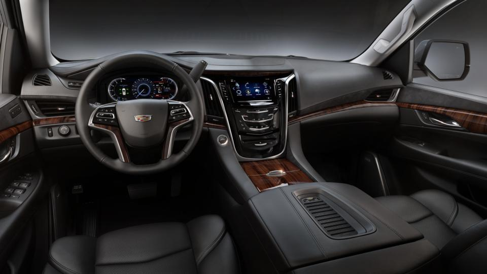 New black raven 2018 cadillac escalade esv rwd luxury for for Wylie musser motors terrell tx