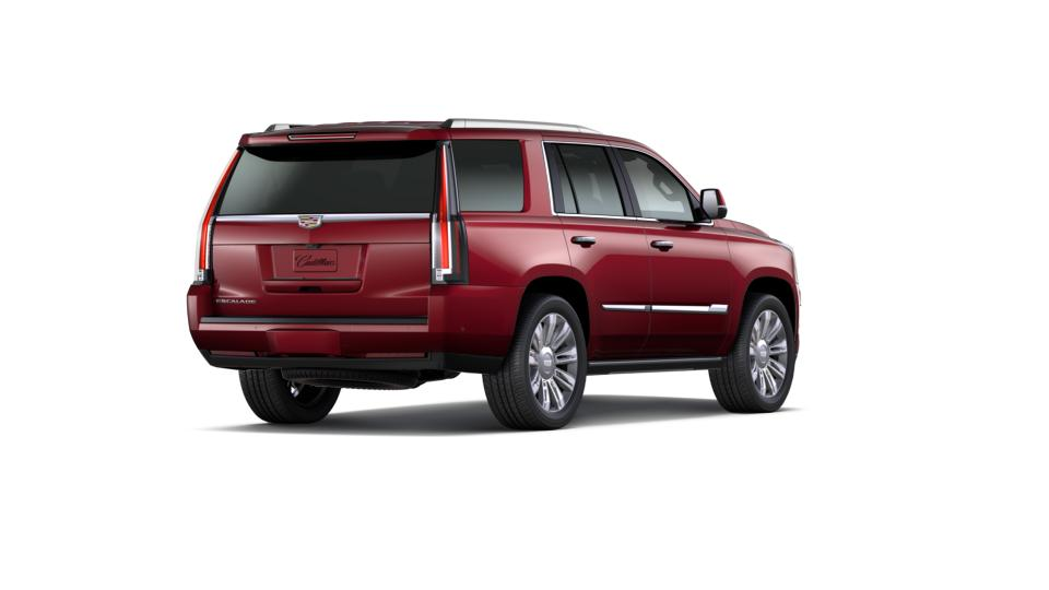 New Red 2018 Cadillac Escalade In Kansas City Suv For