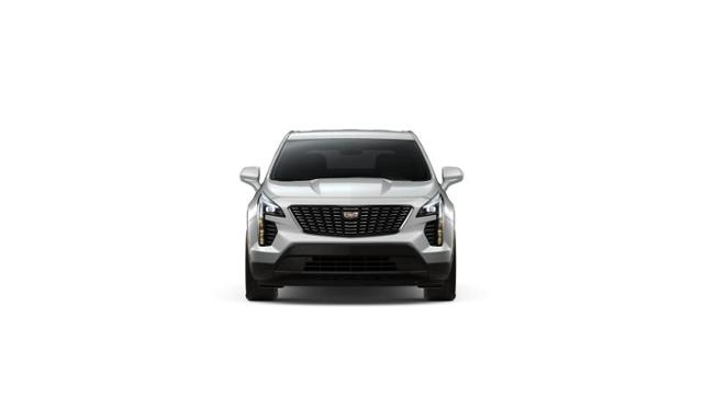 Smithtown Crystal White Tricoat 2019 Cadillac Xt4 New Suv For Sale