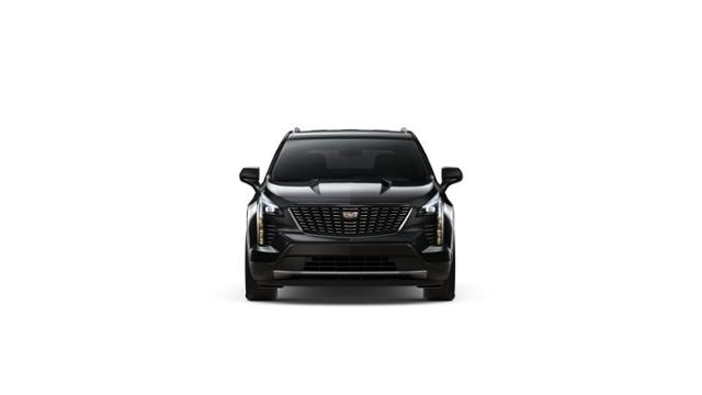 2019 Stellar Black Metallic Cadillac Xt4 Awd Premium Luxury In