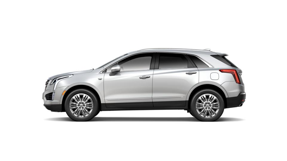 New Suv 2019 Crystal White Cadillac XT5 FWD 4dr Premium